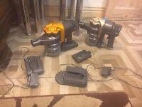 Dyson DC16 Vacuums