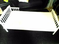 REDUCED-junior bed plus mattress only £25