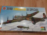 Airfix Avro Lancater Bomber B1 special series 8 1:72 scale