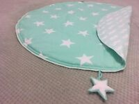Mats for babies and children. Mats - a toy bag to play.