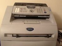 Brother fax machine, working order