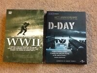 WW2 DVDs