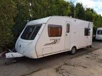 Swift Corniche 18/4 4 berth caravan 2010 ,FIXED BED, MOTOR MOVER, Awning !!