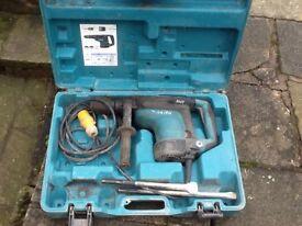Makita drill breaker