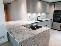 1500£ Ceramic quartz granite worktops kitchen and bathroom