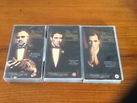 The Godfather trilogy videos