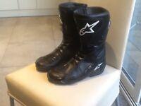 Alpinestar smt boots