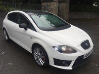 2010 Seat Leon 2.0 Tdi Fr 170 Bhp ONLY 60,000 Miles....Finance Available