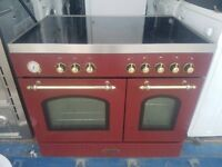 'Fratelli Onofri' Ceramic Top Electric Range Cooker - Excellent Condition / Free local delivery