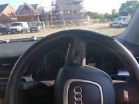Audi a4 sline Quattro, 2ltr turbo , 05 plate