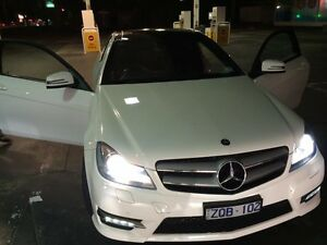 2013 Mercedes Benz C250 CDI Coupe Greenvale Hume Area Preview