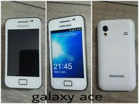Samsung galaxy ace mobile phone