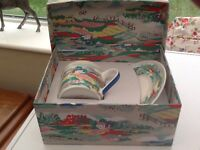 Cathy Kidstone boxed cup and saucer set brand new