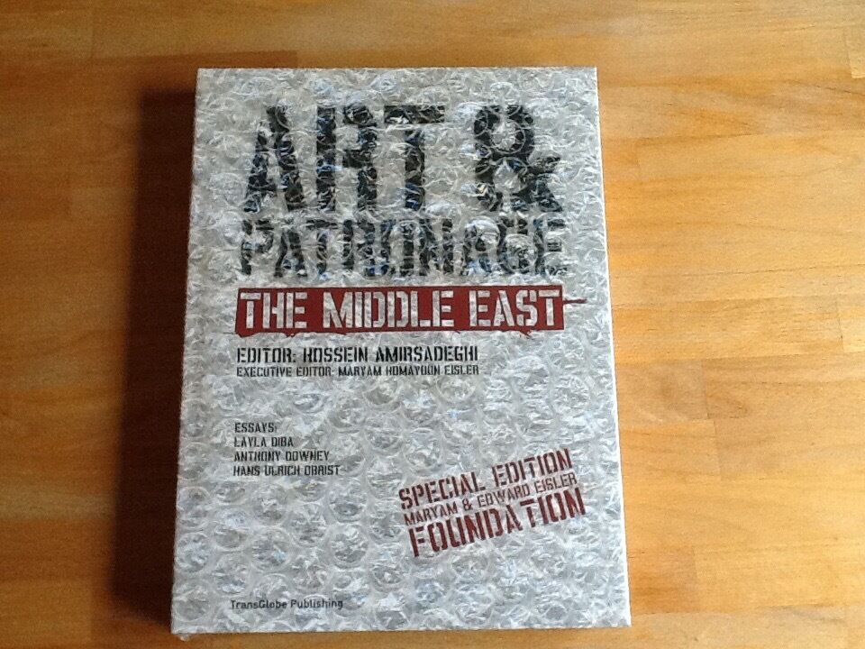 Art & Patronage in The Middle East