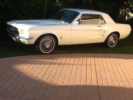 1967 Ford Mustang Coupe Rangeville Toowoomba City Preview