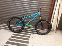 DMR 898 24inch Dirt Jump bike