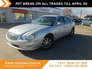 2009 Buick Allure CX POWERFUL ENGINE!, SMOOTH RIDE, SPACIOUS!!