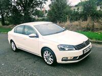 2014 Volkswagen Passat 1.6 Tdi EXECUTIVE TDI BMT ****FINANCE FROM £53 A WEEK*****