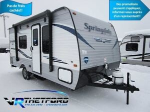 2019 Keystone RV SUMMERLAND 1700FQ