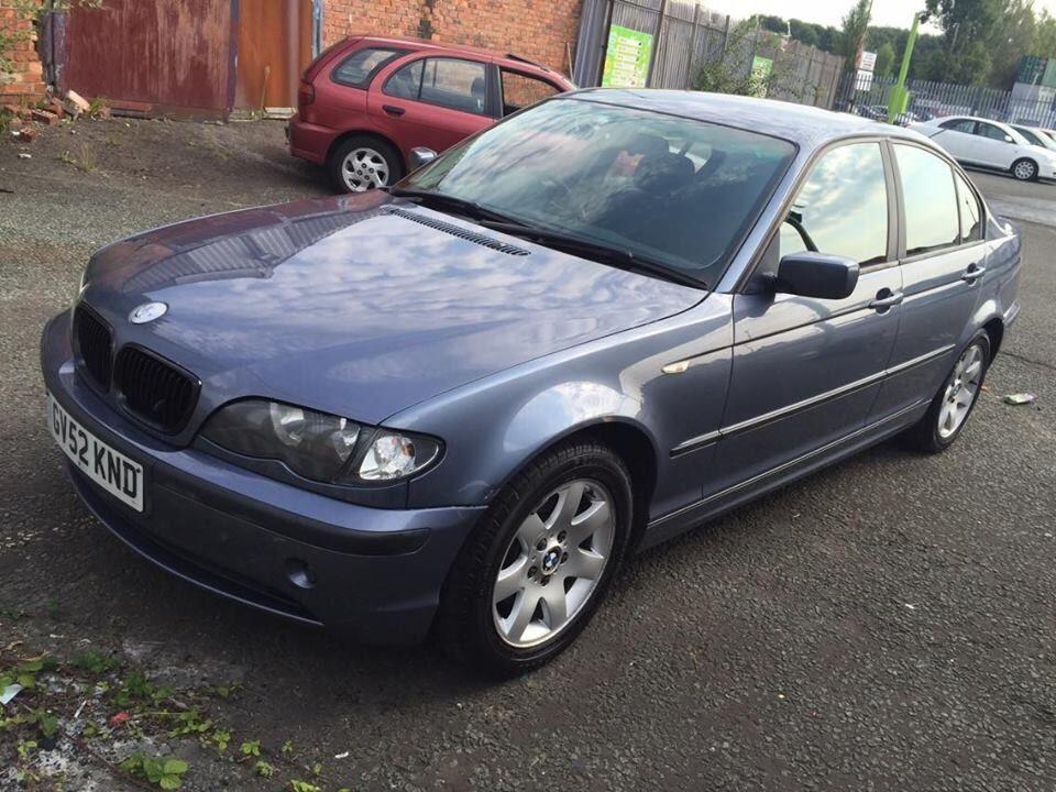 BMW 320d 2002 automatic