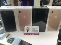 Unlocked iphone 7 32GB brand new Condition And Warranty