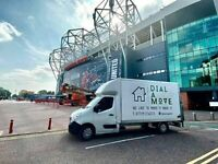 MAN AND VAN / REMOVALS / HOUSE MOVES / OFFICE MOVES / STORAGE MOVES / SOFA MOVES / FLAT MOVES