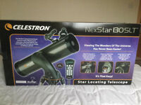 Celestron NexStar 130 SLT Telescope / Boxed as New Condition
