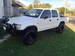 1998 Toyota Hilux (Ultimate Off-roader!) Caloundra Caloundra Area Preview
