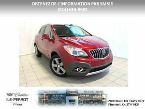 2014 Buick Encore FWD, CAMERA  ARRIERE, LEATHER