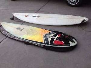 2x surf boards Thornton Maitland Area Preview