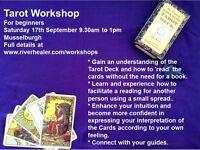 Tarot workshop for beginners