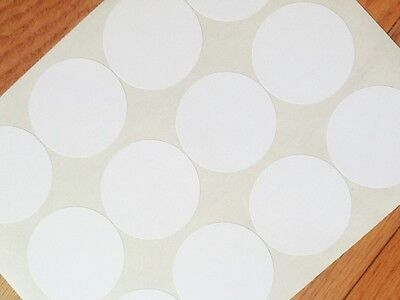 3 Sheets (36 Labels) Blank 2.5