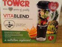 Tower Vitablend food mixer and blender