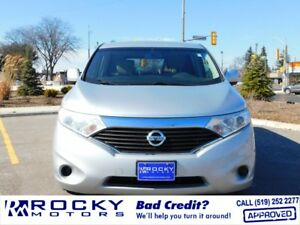 2011 Nissan Quest - BAD CREDIT APPROVALS