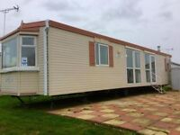 Cheap static caravan sited in Essex , finance available, includes 2018 site fees