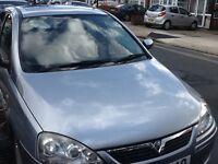 Vauxhall corsa 1.4 5 doors