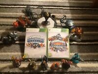 Skylanders Base/Figures/Games for Xbox 360