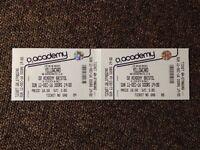 2 X Yellowcard Tickets Bristol 11.12.16