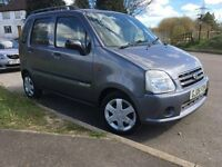 Suzuki Wagon R+ 1200cc, Mot 25/01/2018, 80,000 Miles, Full Service History, Very Good Condition