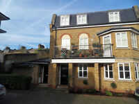 Lovely 2 Bed, 2 Bath Flat With Patio Garden And Parking Inc In Sycamore Mews Mins Clapham Common