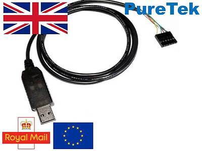 FT232RL USB Cable to Serial adaptmodule USB TO TTL RS232  Cabl BH