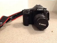 Canon EOS 7D (Used, Great Condition)
