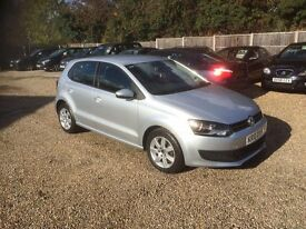 2010 VW POLO 1.4 PETROL 7 SPEED DSG AUTOMATIC 30,000