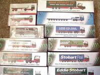 Eddie Stobart models