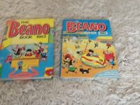 Beano Book 1982 and 1983 for sale