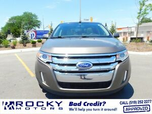 2013 Ford Edge SEL - BAD CREDIT APPROVALS
