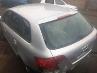 2006 AUDI A3 1.6 FSI PETROL (BLF engine) MANUAL SILVER ''BREAKING'' PARTS FOR SALE