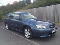 05 Subaru Legacy Estate 2.0 4x4 Auto 97k 12 Months MOT FSH not outback forester s turbo impreza