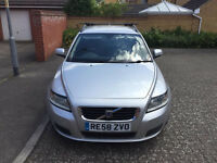 58 Plate Volvo V50 D2 6 speed manual .