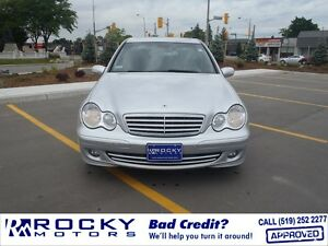 2007 Mercedes-Benz C-Class C280 Luxury 4MATIC Windsor Region Ontario image 1